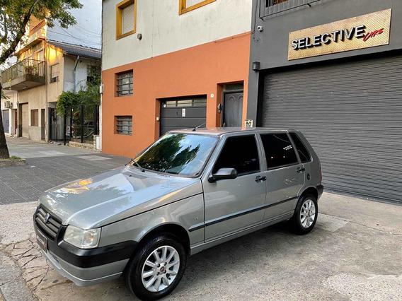 Fiat Uno 1.3 Fire 5 Ptas Con Aire Año 2008 Con 93000 Km