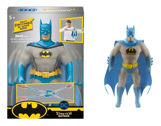 Dc Stretch Batman Figura Que Se Estira