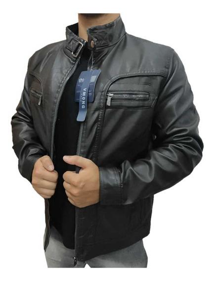 Nova MENS inverno quente com capuz Duffle Zip Casaco Jaqueta labelduck Tamanhos S-Xxl