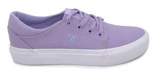 Tenis Dc Shoes Lila