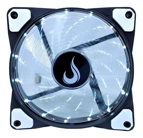 Imagem 1 de 2 de Cooler Fan Gamer Rise Mode Wind Led Branco