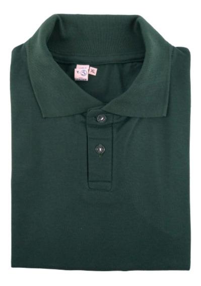 Chomba Polo Hombre Pique Algodon 100% Premium New *****