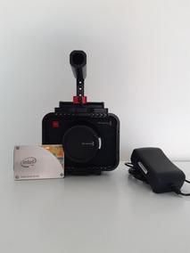 Câmera Bmcc 2.5k Blackmagic Cinema Câmera Ef- Usada