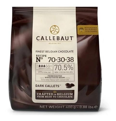 Chocolate 70% N° 70-30-38 - 400g - Callebaut