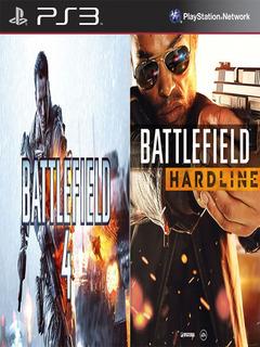 Battlefield 4 + Hardline Standard Edition Digital Latino Ps3