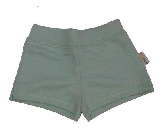 Pantalón Corto Short Infantil Pampero (olivia 912711139