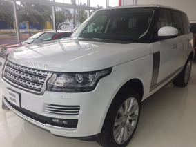 Range Rover 5.0l Vogue Se At 2017 Nueva