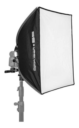 Speedbox Smdv 55cm Softbox Portatil P/ Flash Nikon Canon
