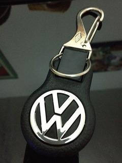 Chaveiro Mosquetão Emborrachado Carro Vw Volkswagen Gol Fox