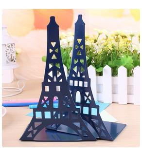 Sujetalibros Books, Bookend, Torre Eiffel Paris Para Papa