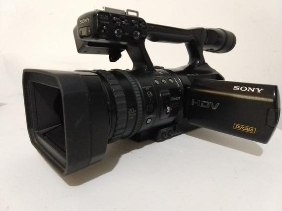 Filmadora Sony Hvr-v1n Sem Acessórios