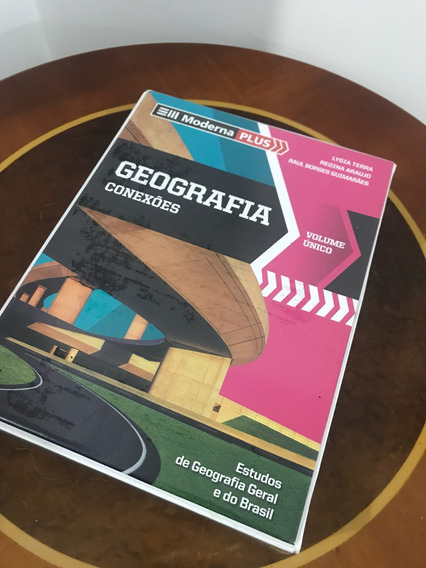Geografia Conexões- Vol Único. Ensino Médio Enem Vestibular