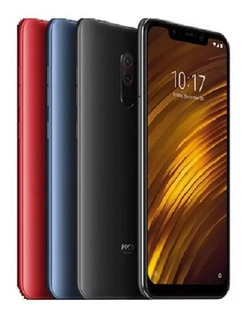 Xiaomi Pocophone F1 Global 128gb Original - R$1000 Á Vista