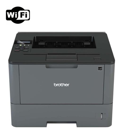Impressora Brother Hl-5102dw L5102dw L5102 Wifi Rede Sem Fio