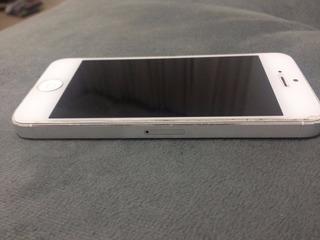 iPhone 5 Branco 1 Ano De Uso Vendo Ou Troco