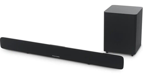 Soundbar Harman Kardon Sb20 Preto Jbl Original