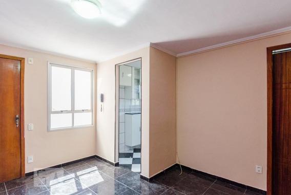 Apartamento No 4º Andar Com 2 Dormitórios E 1 Garagem - Id: 892965915 - 265915
