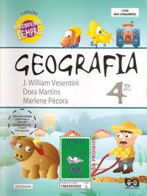 Geografia 4º Ano - Aprendendo Sempre J. William Vasentin