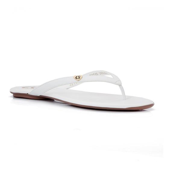 Rasteira White Personalizada - C0105449355