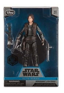 Star Wars Elite Series - Sergean Jyn Erso Rogue One