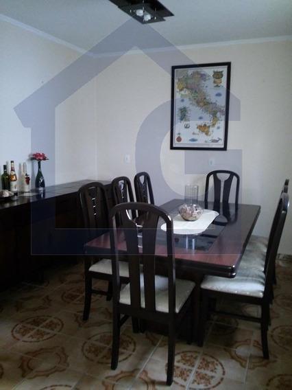 Casa Para Venda, 3 Dormitórios, Jardim Stella - Santo André - 4586