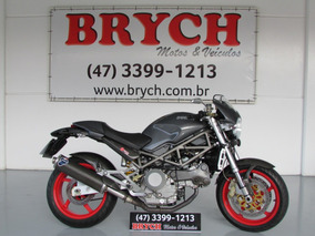 Ducati Monster S4 916 5.569km 2001 R$23.900,00