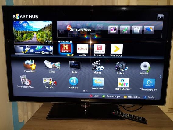 Tv Samsung Led Smart Un46d5500