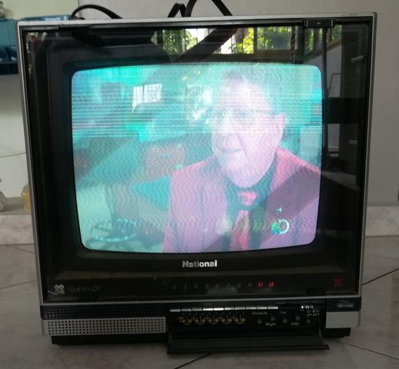 Televisor De 14 Pulgadas Convencional Usado