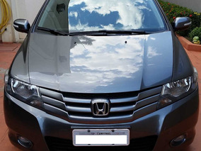 Honda City 1.5 Exl Flex Aut. 4p