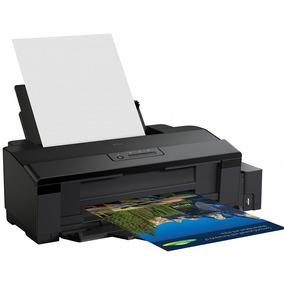Impressora Epson Ecotank Jato De Tinta Colorido L1800