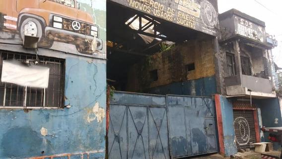 Terreno Em Macuco, Santos/sp De 0m² Para Locação R$ 8.000,00/mes - Te279101