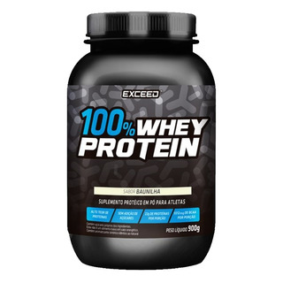 Exceed 100% Whey 900g Advanced Nutrition