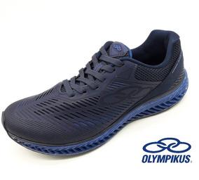 368816953ab Azul Tênis Olympikus Master Masculino Marinho - Calçados