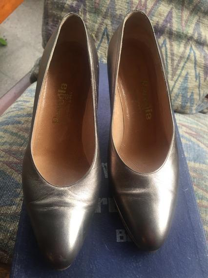 Zapato Mujer Fiesta Perugia Bottier 35 Mb Estado
