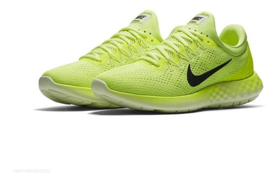 Tenis Nike Skylux Verde Hombre Originales