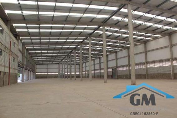 Galpão Industrial Novo!! Monousuário 9.088m² - W1302