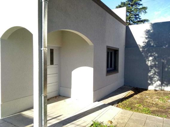 Alquiler San Miguel Cochera Y Patio