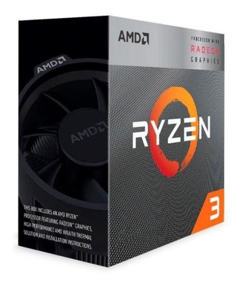 Processador Amd Ryzen R3 3200g (am4) 4.0 Ghz - Yd3200c5fhbox