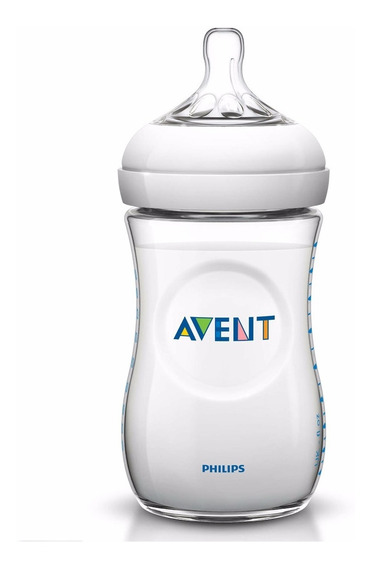 Mamadera Avent Natural Philips Scf693/17 260 1-12m