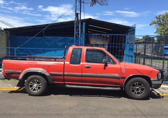 Se Vende Pick Up Extra Cap