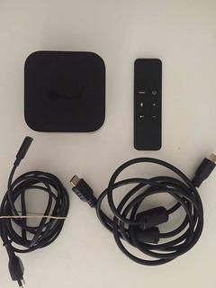 Apple Tv 4ta Generación A1625 Full Hd 64gb. Excelente Estado