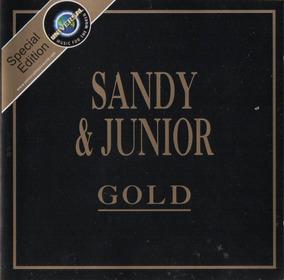 Cd Sandy & Junior - Gold