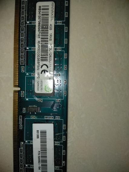Memoria Ram 4gb Ddr 3
