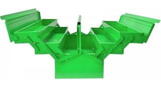 Caja Para Herramientas Metalica Doble Fuelle Bahco