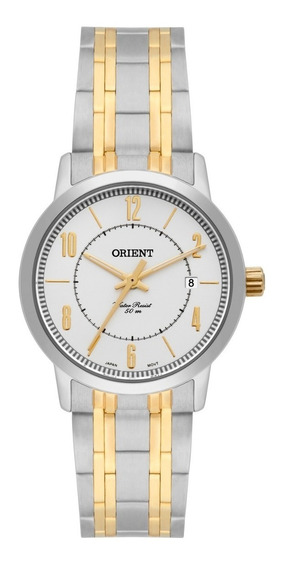Relógio Orient Feminino Ftss1085 S2sk Misto Oferta