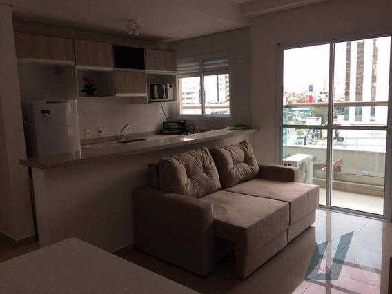 Apartamento Com 1 Dormitório À Venda, 38 M² Por R$ 370.000 - Edifício Way Compact Premium - Sorocaba/sp - Ap2073