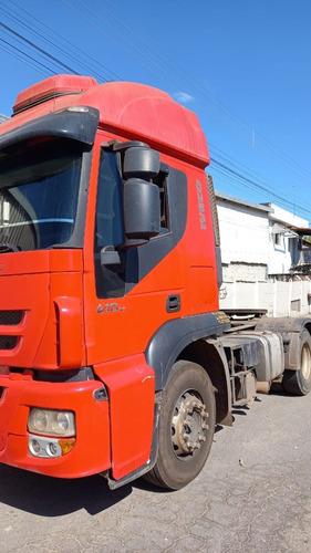 Cavalo Mecânico Iveco Stralis 410 2011 6x2 Teto Alto
