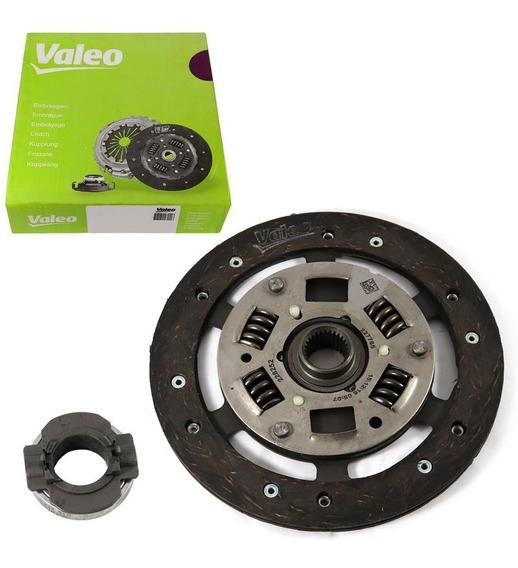 Kit Embreagem Gol G2 At 1.0 G4 1997 1998 1999 2000 Valeo