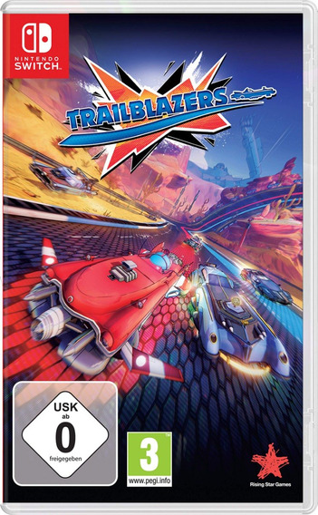 Trailblazers - Switch - Pronta Entrega! Midia Fisica!