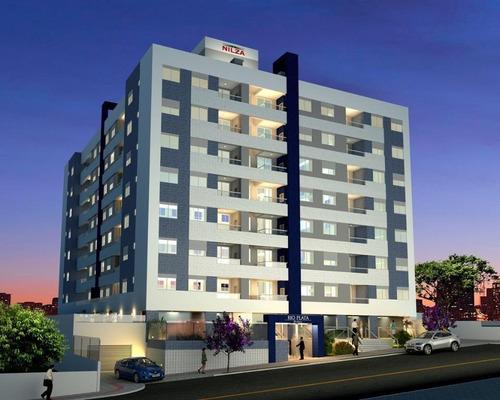 Apartamento Com 3 Dormitórios À Venda, 61 M² Por R$ 452.000,00 - Capoeiras - Florianópolis/sc - Ap7593